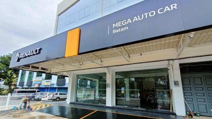 Showroom Renault Kini Hadir di Batam, Beri Diskon Jutaan Beragam Mobil Mewah