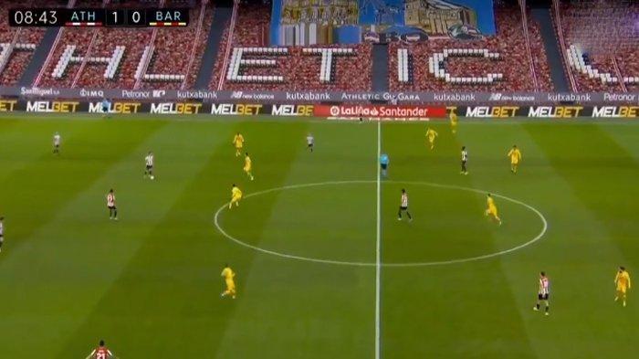 SEDANG BERLANGSUNG Live Streaming Athletic Bilbao vs Real Madrid, Kick Off 23.00 WIB via TV Online
