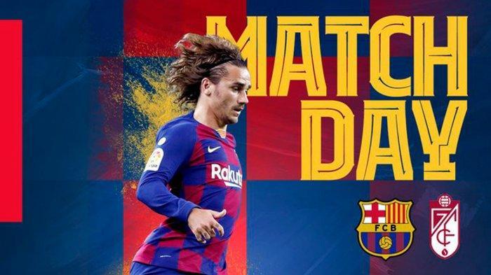 Barcelona Vs Granada Kick Off Pukul 03 00 Wib Debut Quique Setien Saya Tak Jamin Main Indah Tribun Batam