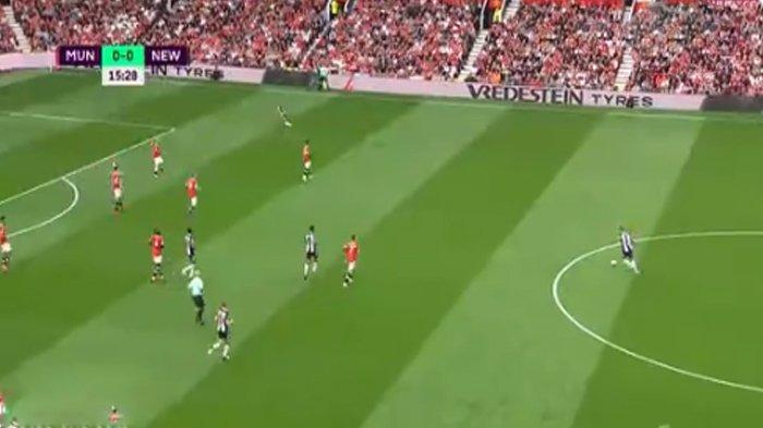 Siaran Langsung Manchester United vs Newcastle Liga Inggris Malam Ini, Kick Off 21.00 WIB TV Online