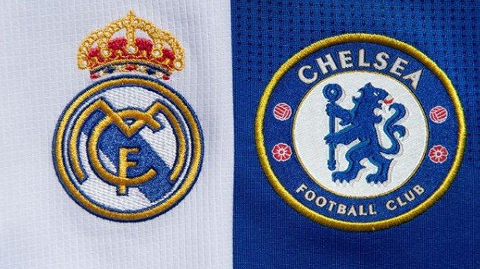 Siaran Langsung Real Madrid vs Chelsea di Semifinal Liga Champions, Kick Off 02.00 WIB via TV Online