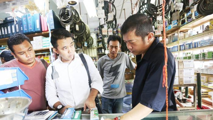 Sidak Disperindag di Tanjunguban Temukan Produk Elektronik Tanpa SNI, Ini Merek dan Produknya