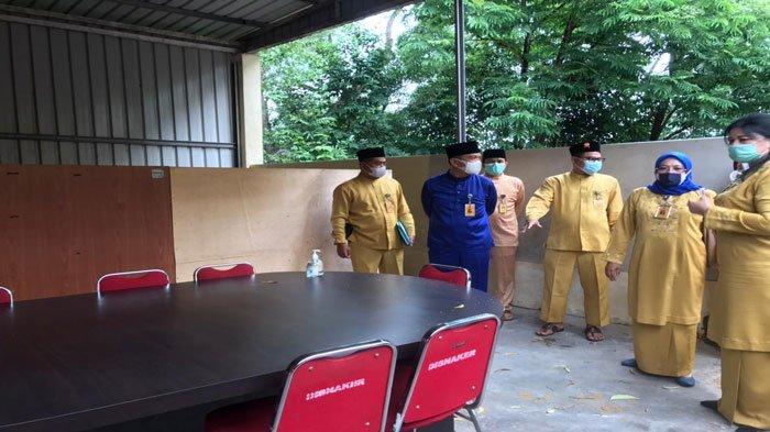 DPRD Batam Sidak Disnaker, Kadis Tak di Kantor, 'Kalian Jangan Main-Main'