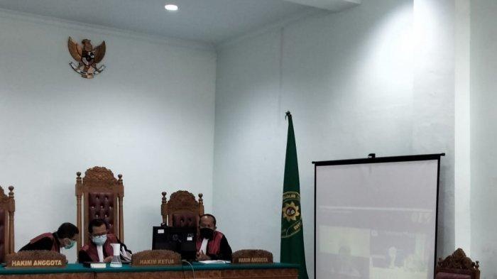 Sidang Korupsi BPHTB Tanjungpinang, Yudi Ramdani Dituntut 8 Tahun Penjara