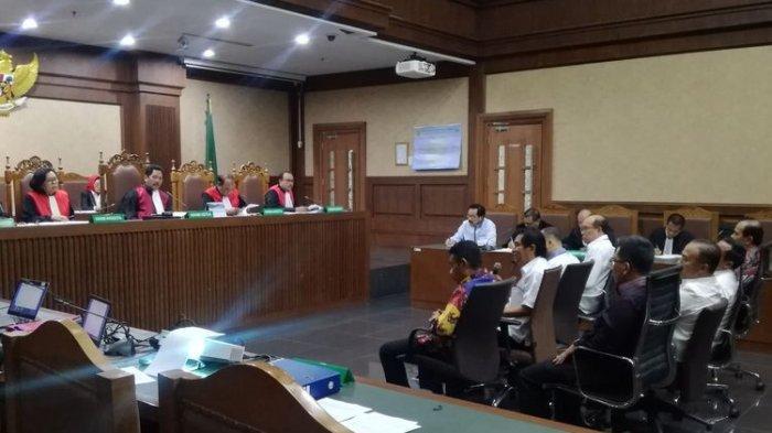 Pejabat Kepri Akui Setor Uang ke Nurdin Basirun, Rp 880 Juta Dalam Dua Tahun. Dana dari Kontraktor