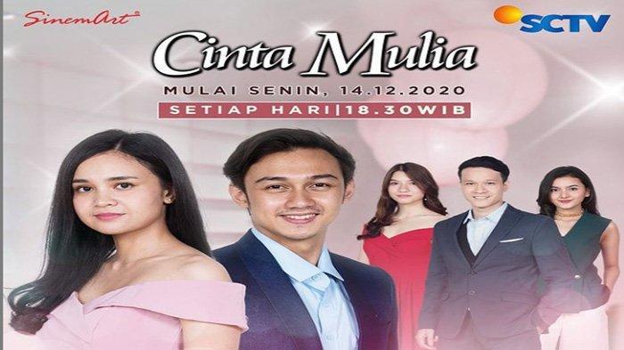 Download Lagu MP3 'Memilih Dia' BCL, Soundtrack Sinetron Cinta Mulia SCTV
