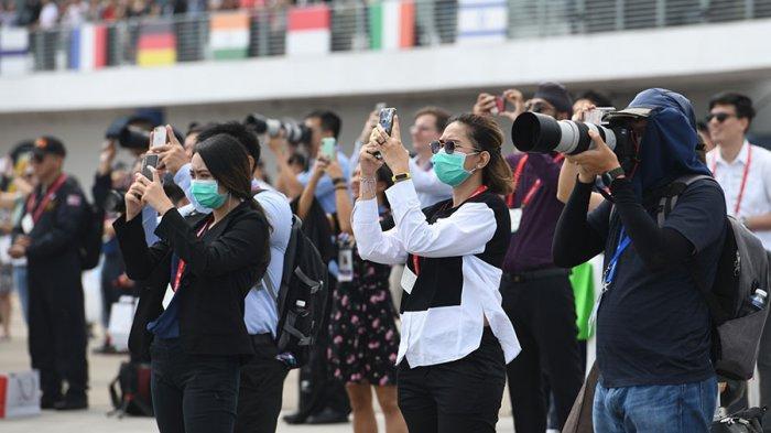 Pemerintah Singapura Gusar, Ada Suspek Virus Corona yang Tetap Bekerja Meski Dalam Kondisi Sakit
