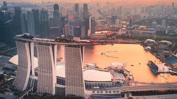 Tak Takut Virus Corona, Wisatawan Indonesia Tetap Pergi ke Singapura