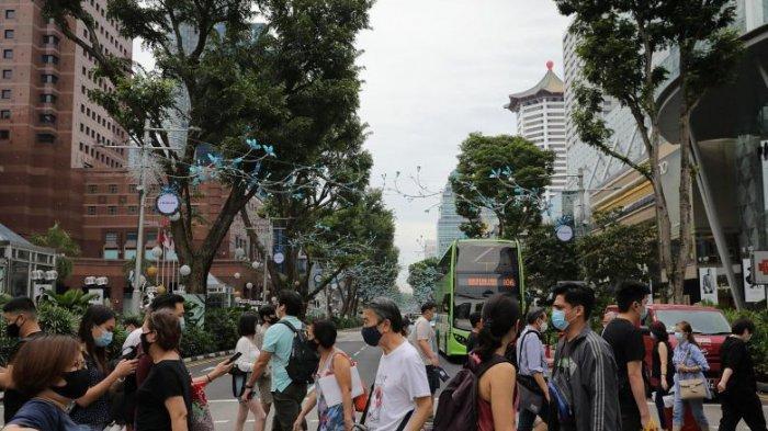 Berhasil Kendalikan Covid-19, Singapura Catatkan Nol Kasus Komunal dalam 10 Hari Berturut-turut