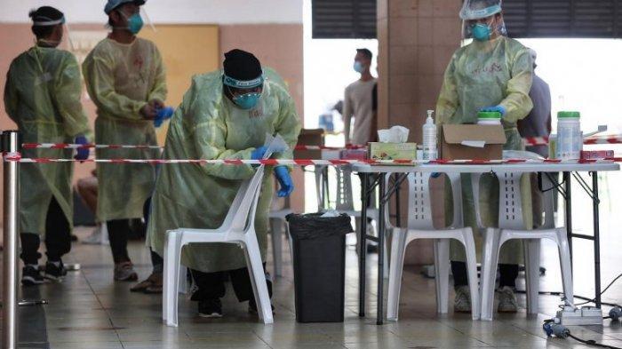 UPDATE Corona Indonesia 17 Oktober: Bertambah 4.301, Total 357.762 Terinfeksi Covid-19