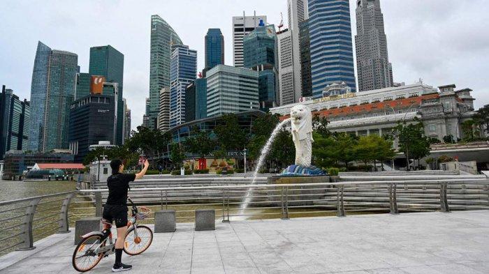 Kasus Covid-19 Melandai, Singapura Mulai Longgarkan Aturan Lockdown Pekan Depan