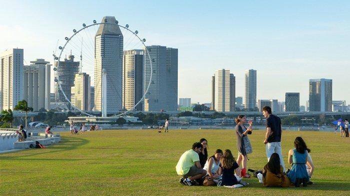 Selain Merlion Park, Inilah 10 Destinasi Liburan Akhir Tahun di Singapura