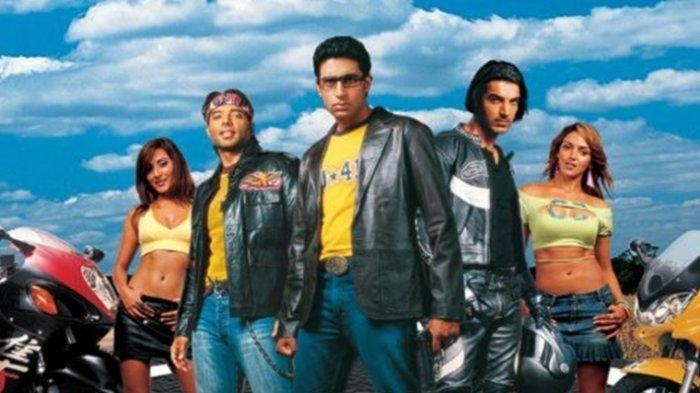 Sinopsis dan Trailer Film Bollywood Dhoom, Tayang Hari Ini, Kamis (28/5) Pukul 11.30 WIB di ANTV
