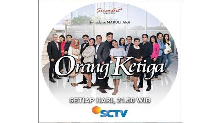 Sinopsis Sinetron Orang Ketiga SCTV Hari Ini Kamis (1/8), Rosi Hamil, Dimas dan Aris Berkelahi