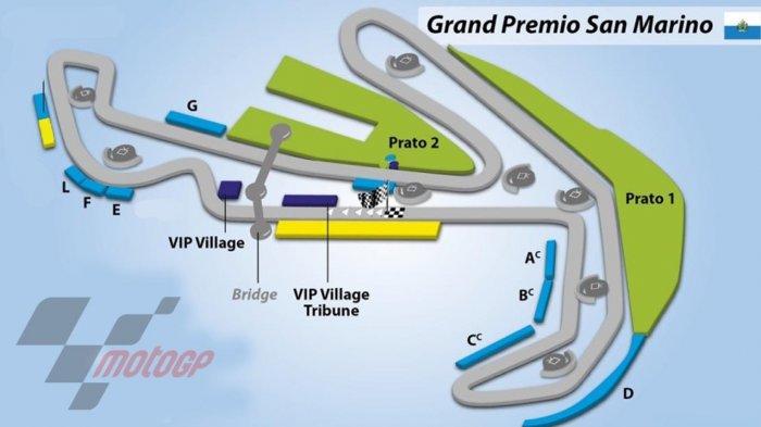 MotoGP Italia - Jadwal MotoGP Italia. Terakhir Kali Valentino Rossi Juara di Misano Tahun 2014