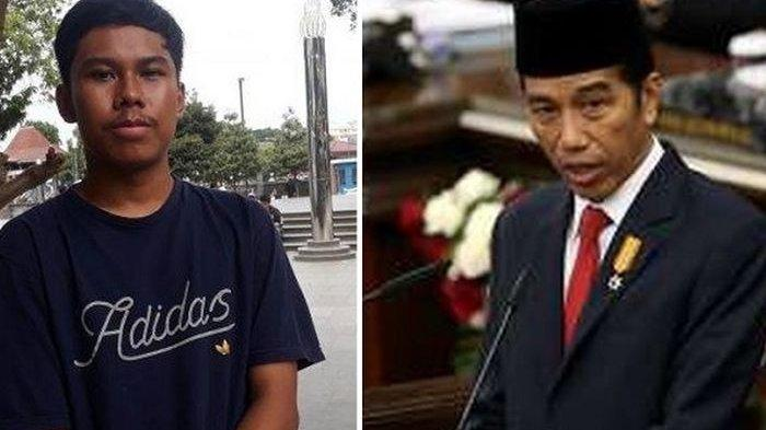 Siswa SMAN 4 Jakarta Ini Bisa Tirukan Suara Presiden Jokowi dengan Sempurna