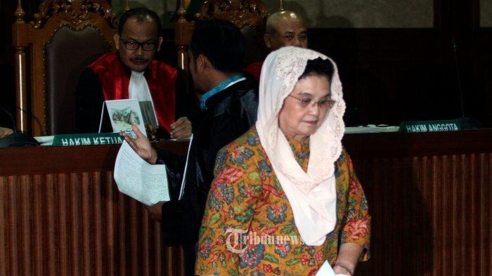 Siapa Sebenarnya Siti Fadilah? Wanita Berpengaruh di Era SBY Ini Bebas dari Kasus Korupsi Hari Ini
