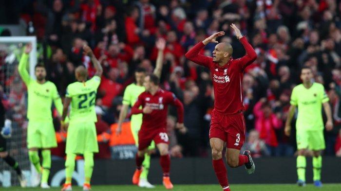 Dua Pemain Liverpool yang Kubur Barcelona Harganya Sepertiga Coutinho Ketika Dijual Liverpool