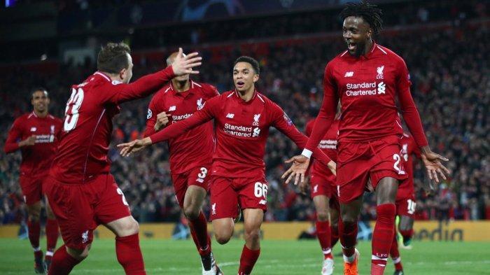 Hasil Liverpool vs Barcelona, Sejarah Comeback dari Ketertinggalan 3 Gol di Liga Champions