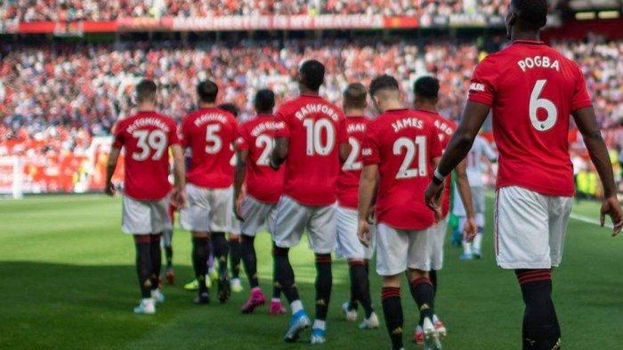 Link Live Streaming Mola TV Newcastle vs Manchester United Liga Inggris Malam Ini, Pukul 02.00 WIB