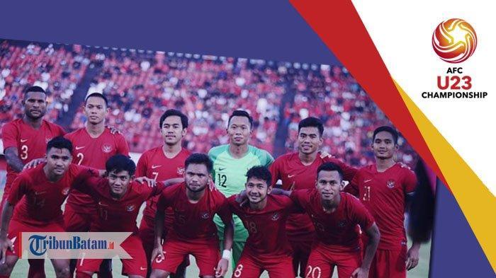 Jadwal Lengkap Kualifikasi Piala Asia U23, Timnas U23 Indonesia Mulai Main Jumat (22/3), Live RCTI