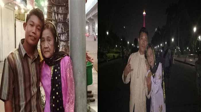 Putuskan Meminang Nenek 71 Tahun dan Sempat Viral, Begini Nasib Slamet Bersama Nenek Rohaya Kini