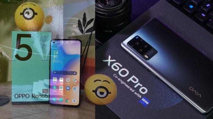 8 Smartphone 5G yang Sudah Hadir di Indonesia, Lengkap dengan Spesifikasi dan Harga