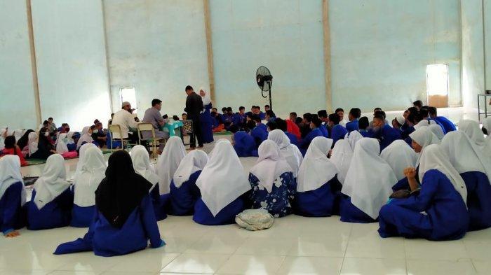 Kegiatan Ramadhan Camp SMP Islam Hang Tuah
