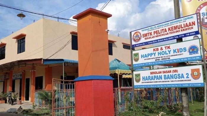 Gedung SMTK Pelita Kemuliaan Batam