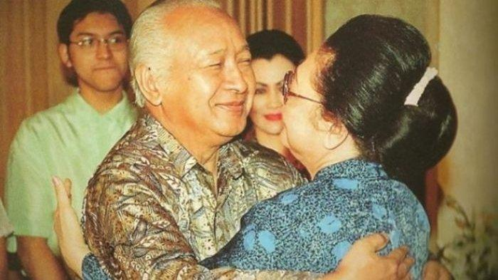 Tidak Hanya Soeharto, Tien Soeharto juga Punya Cerita Unik, Putrinya Tutut saja Sampai Tak Percaya