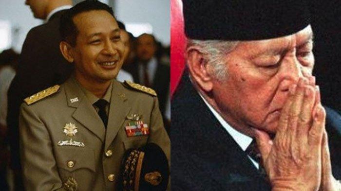 Bukan Atasan Atau Keluarga, Hanya Dua Orang Ini yang Bisa Pegang Kepala Soeharto, 1 Bernama Yos