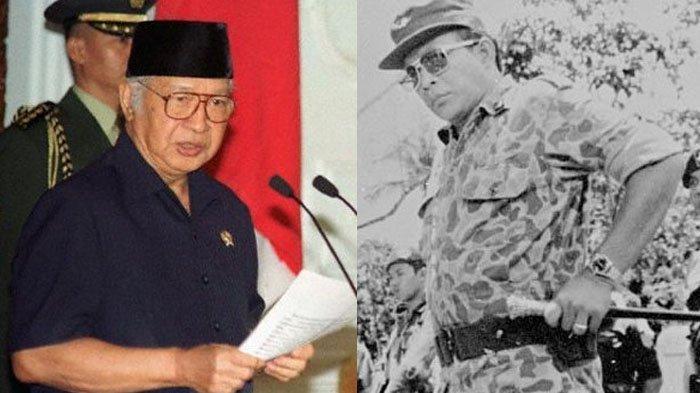 Keberadaan Soeharto Saat Peristiwa G30S/PKI Terkuak, Sedang Semedi di Pertemuan 2 Arus Air