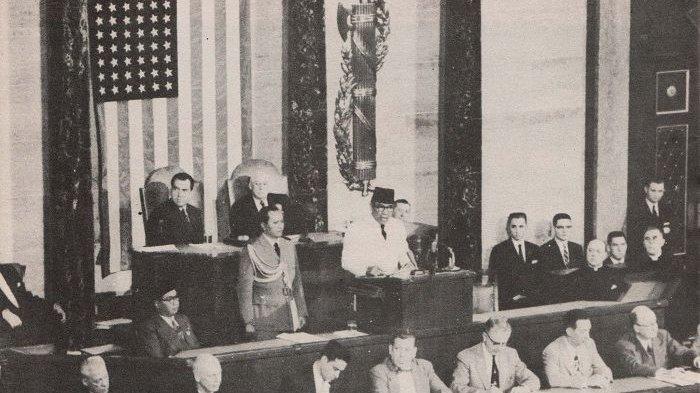 Ketika Presiden Soekarno Mengamuk di Gedung Putih Amerika Serikat : To Hell With Your Aid!