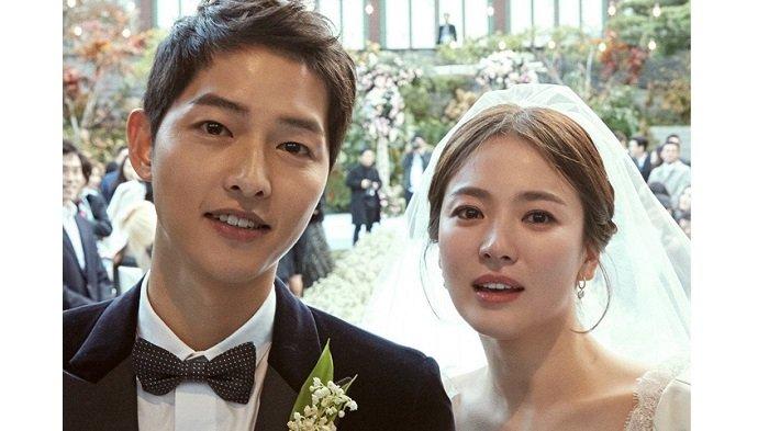 Sempat diterpa Isu Perceraian, Song Joong Ki Ungkap Dukungan Song Hye Kyo di Drakor Terbarunya