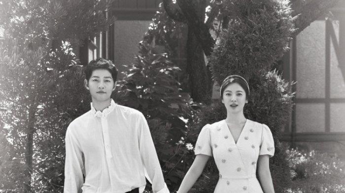 Mengejutkan! Inilah 5 Fakta Pernikahan Song Joong Ki-Song Hye Kyo, Nomor 2 Bikin Merinding!