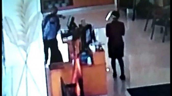 Ngamuk Ditegur Tak Pakai Masker, Sopir Anggota DPRD Jabar Pukul Staf Hotel, Begini Kronologinya