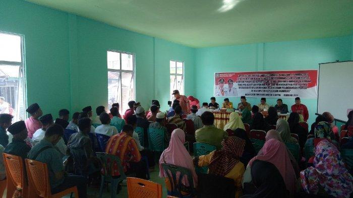Dongkrak Partisipasi Pemilih, Bakesbangpol Gandeng KPU Dan Bawaslu Gelar Sosialisai di Desa