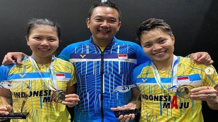 Sosok Eng Hian, Pelatih Greysia/Apriyani yang Sukses Rebut Medali Emas Olimpiade Tokyo