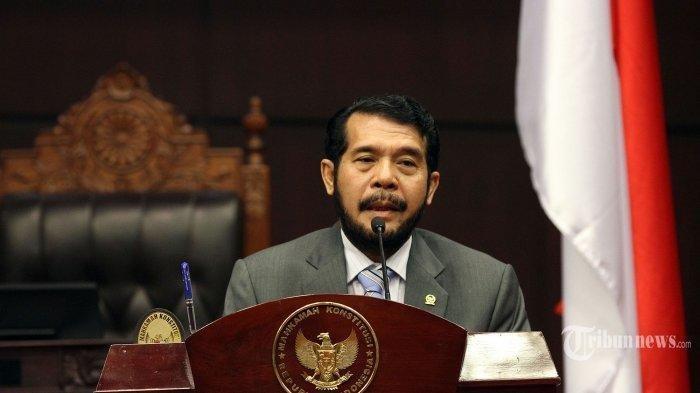 Profil Ketua MK Anwar Usman, Berawal dari Guru Honorer hingga Asisten Hakim Agung