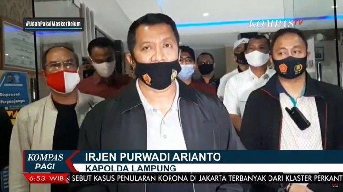 Sosok Komjen Purwadi Arianto, Jenderal Bintang 3 yang Memiliki Harta Kekayaan Rp 42,9 Miliar