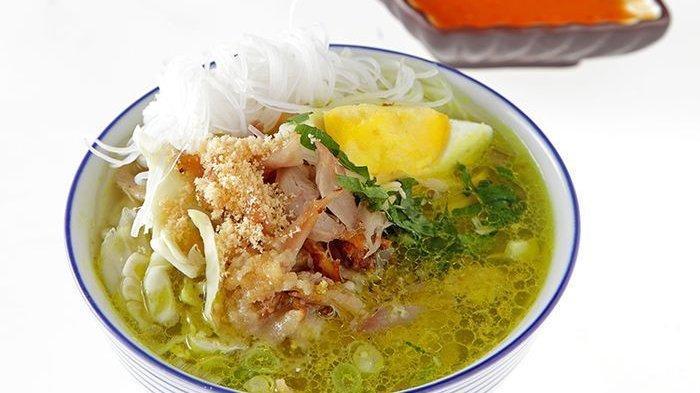 Resep dan Cara Buat Soto Ayam Enak dan Gurih, Cocok untuk Hidangan Hari Raya Idul Adha