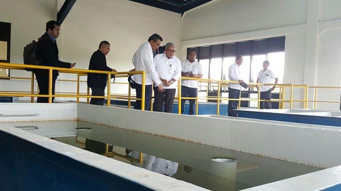 Apa Kabar SPAM IKK Teluk Bintan? Kapan Ye Operasi Pak Camat? Kan Sudah Ditinjau DPR