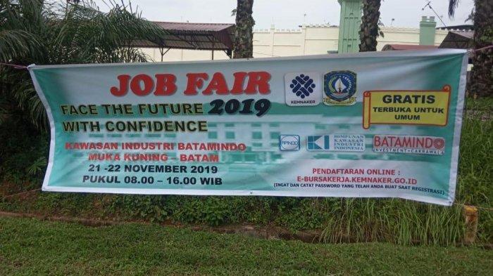 LOWONGAN KERJA BATAM - Tertarik Ikut Job Fair Batamindo? Cek Syaratnya dan Link Pendaftaran di Sini