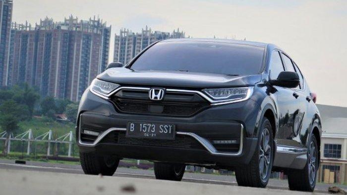 Spesifikasi CRV Facelift 1.5L Turbo Prestige yang Dilengkapi Teknologi Honda Sensing