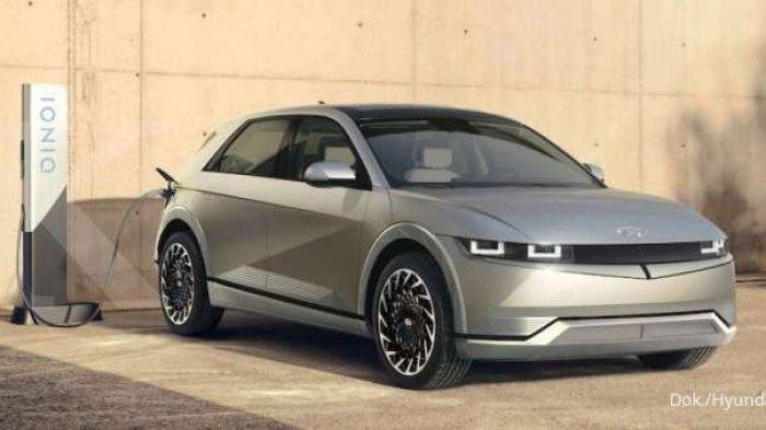 Spesifikasi Mobil Listrik Ioniq 5 yang Diluncurkan diKorea Selatan