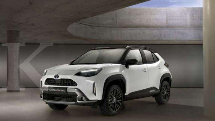 Spesifikasi Toyota Yaris Cross Adventure 2021 yang Baru Dirilis, Punya Fitur Garang