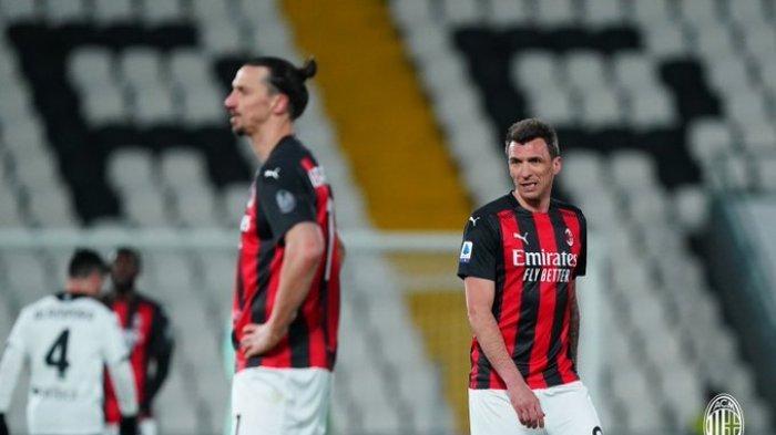 Prediksi Susunan Pemain AC Milan vs Benevento, Ibrahimovic Main, Mario Mandzukic Absen
