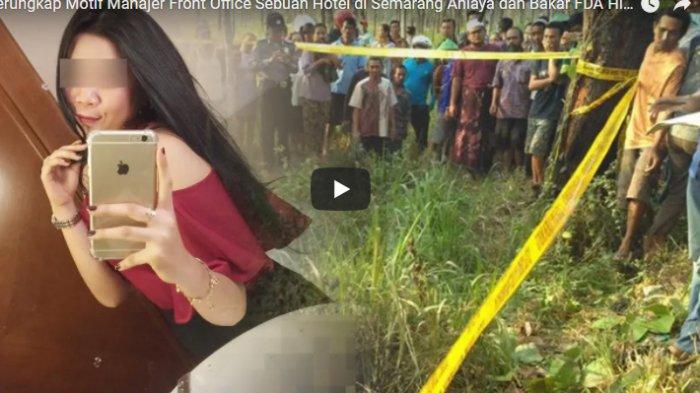 SPG Susu Kritis Dianiaya Pacar, Darah Bercucuran Ditusuk 8 Liang di Siang Bolong