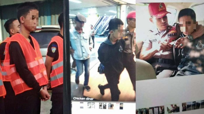 Siswa SPN Dirgantara Batam Diborgol dan Ditahan Pihak Sekolah Gara-gara Tuduhan Mencuri
