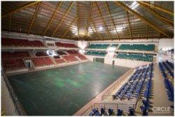Sport Hall Temenggung Abdul Jamal Kini Bisa Disewa Per Jam